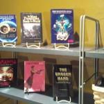 Paranoia shelves