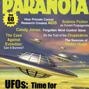 Paranoia Magazine #55 Spring 2013