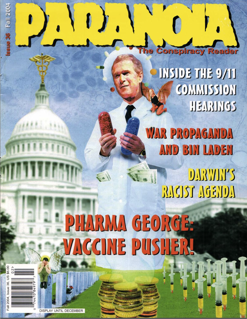 an introduction to the issue of paranoia In this contribution it is instead argued that conspiracy culture is a radical and  introduction transforming paranoia:  issue published: march 1.