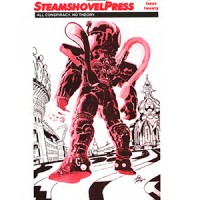 SSP Issue #20 Cover