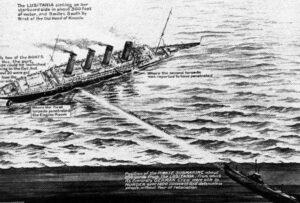 Torpedoed_Lusitania_diagram