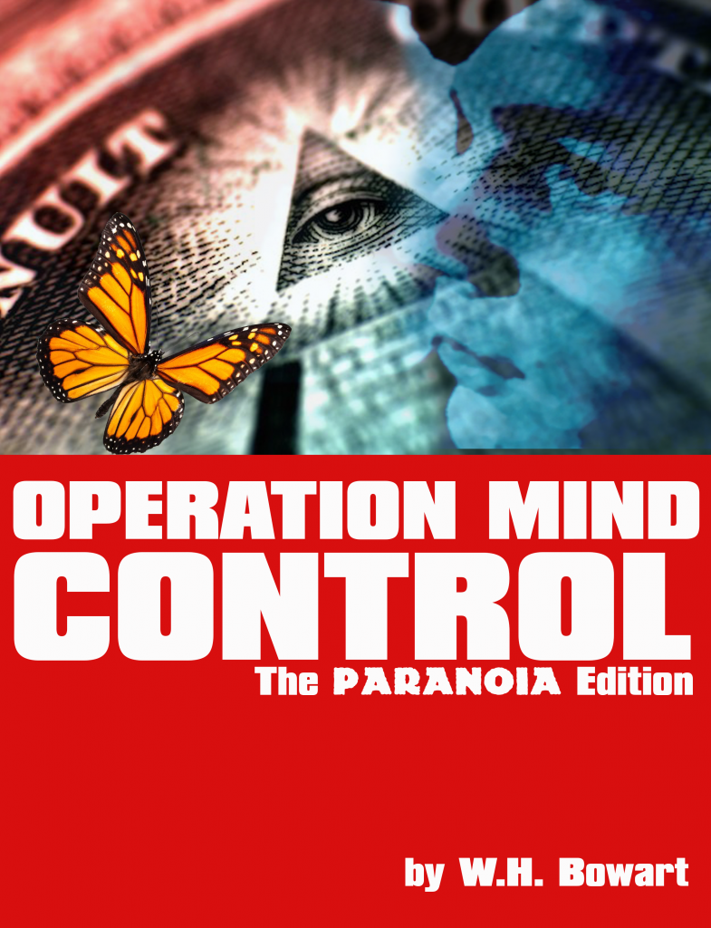 Operation Mindcontrol cover