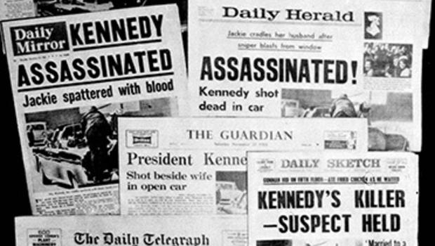 articles at kennedy assassination