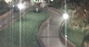 Haunted Disneyland: Security Camera Shows Ghost at the Haunted Mansion