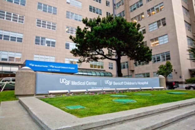 UCSF Medical Center Happy Patients, Restless Spirits