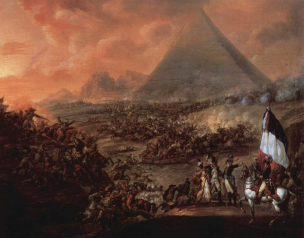 Great Pyramid of Giza: The Mystical Experience of Napoleon Bonaparte