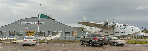 The Haunted Plane Museum