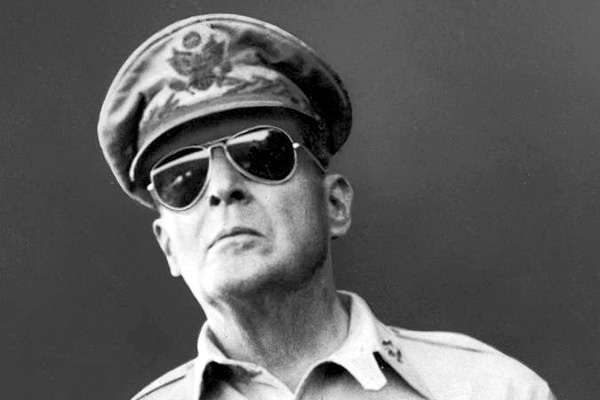 Image result for General Macarthur